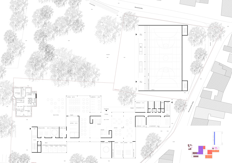 Architekt Bad Honnef gesamtschule bad honnef kastner pichler architekten