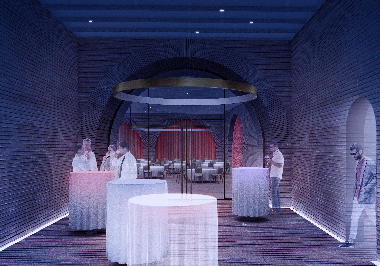 hahnentorburg k ln kastner pichler architekten. Black Bedroom Furniture Sets. Home Design Ideas
