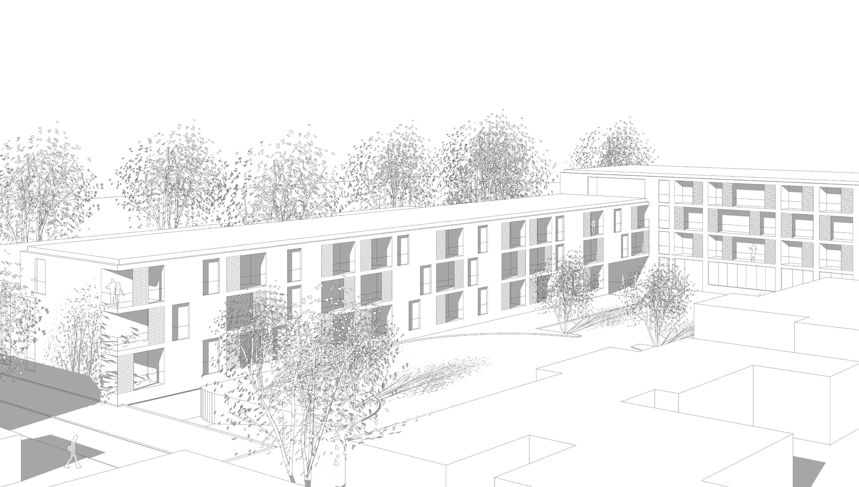 Architekten Hanau wohnbebauung hanau kesselstadt kastner pichler architekten